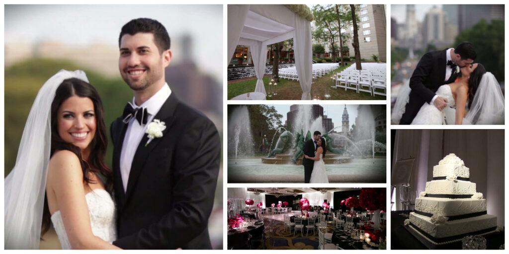 Four Seasons Philadelphia Wedding