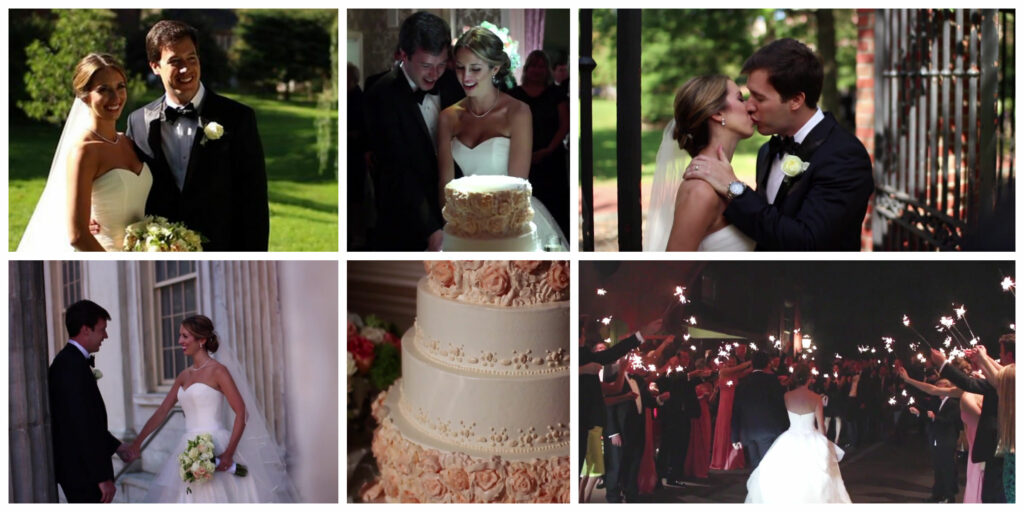 Merion Cricket Club Wedding