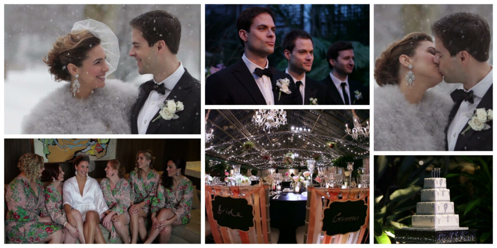 Horticulture Center Wedding Videography