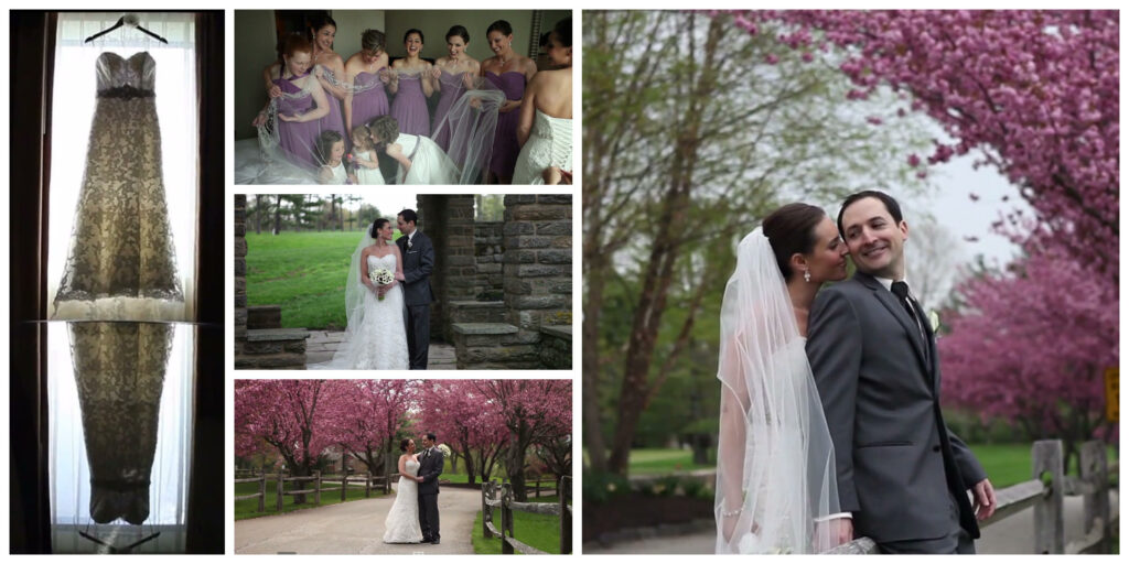 Meadowlands Country Club Wedding Videography