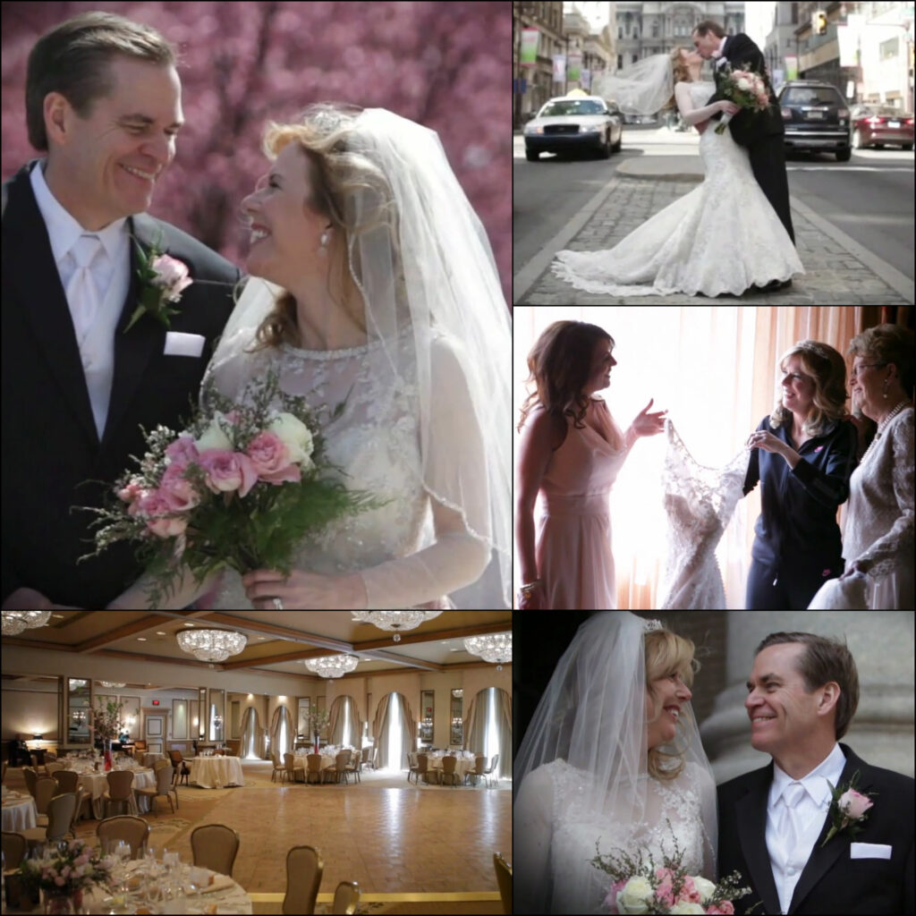 Rittenhouse Hotel Wedding Videography