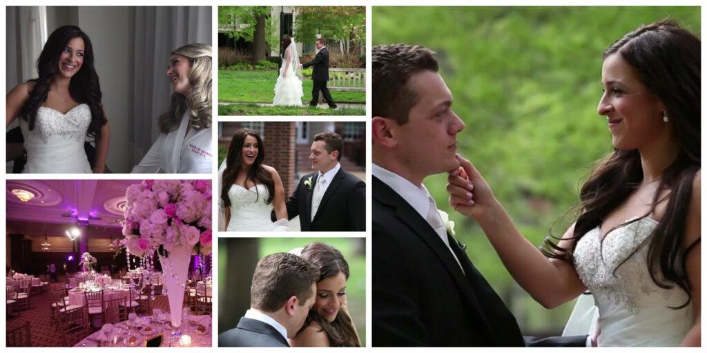 Crystal Tea Room Wedding Videography