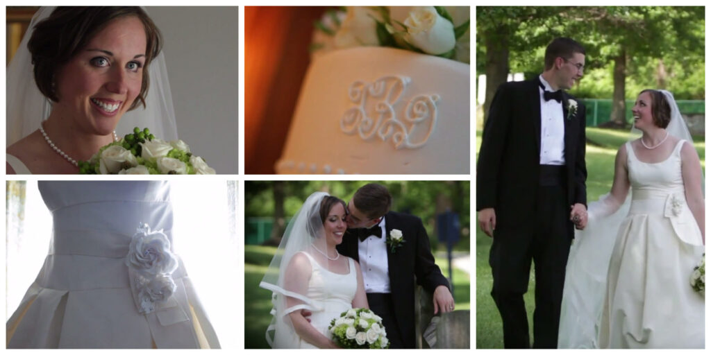 Aronimink Golf Club Wedding Videography