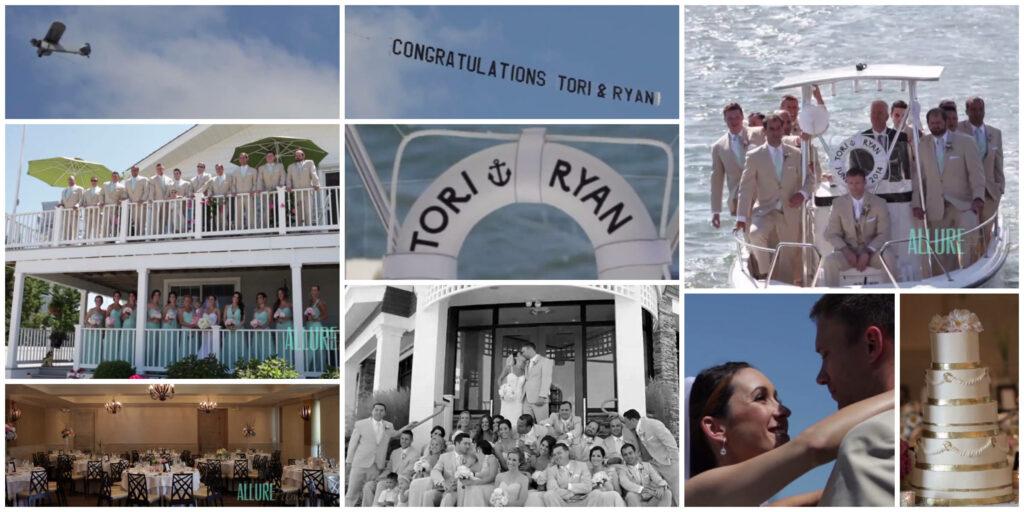 Reeds At Shelter Haven Wedding Videography