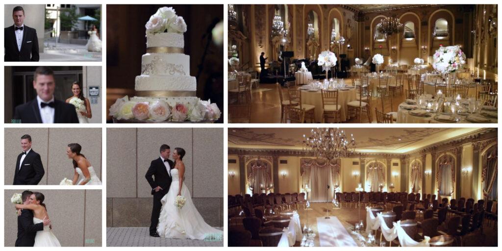 Hotel Dupont Wedding Videography