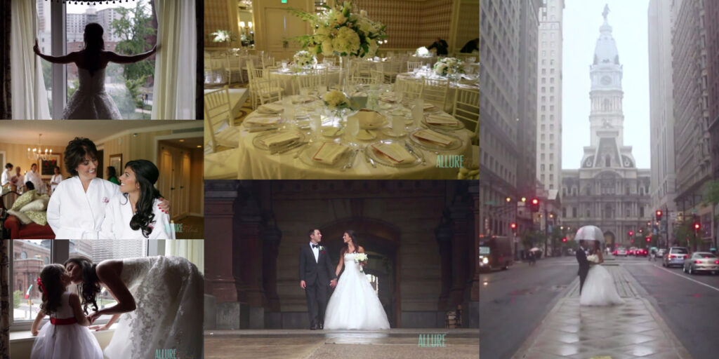 Four Seasons Wedding Photography