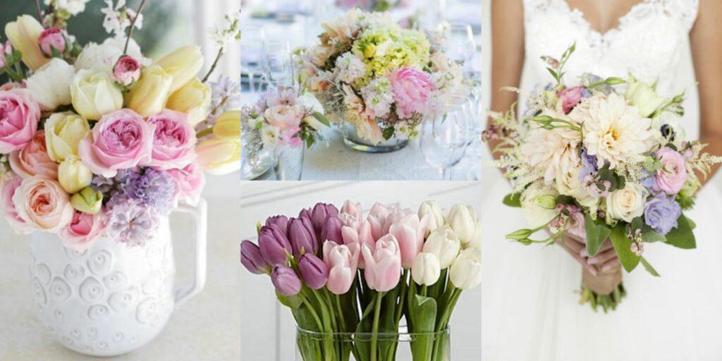 2015 Spring Wedding Trends - Flowers