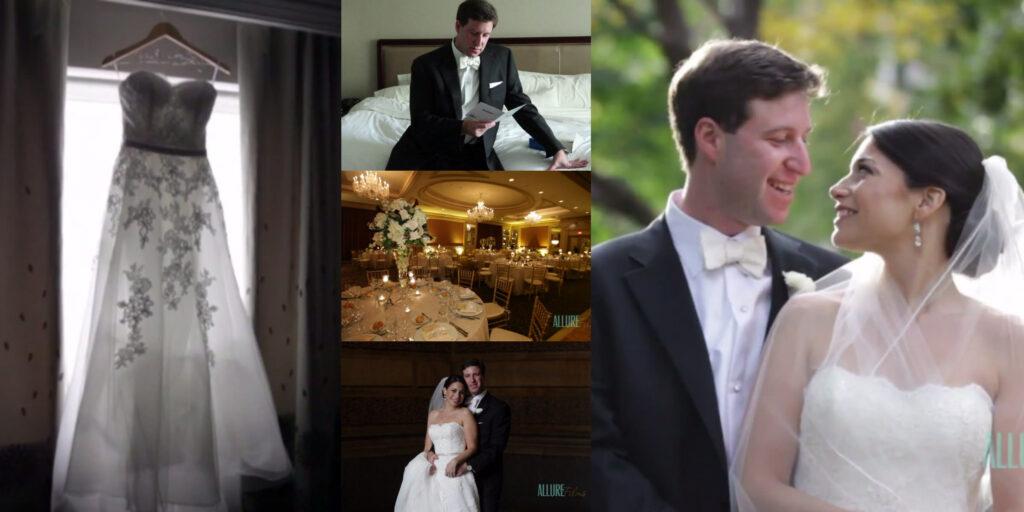 Westin Philadelphia Wedding Videography