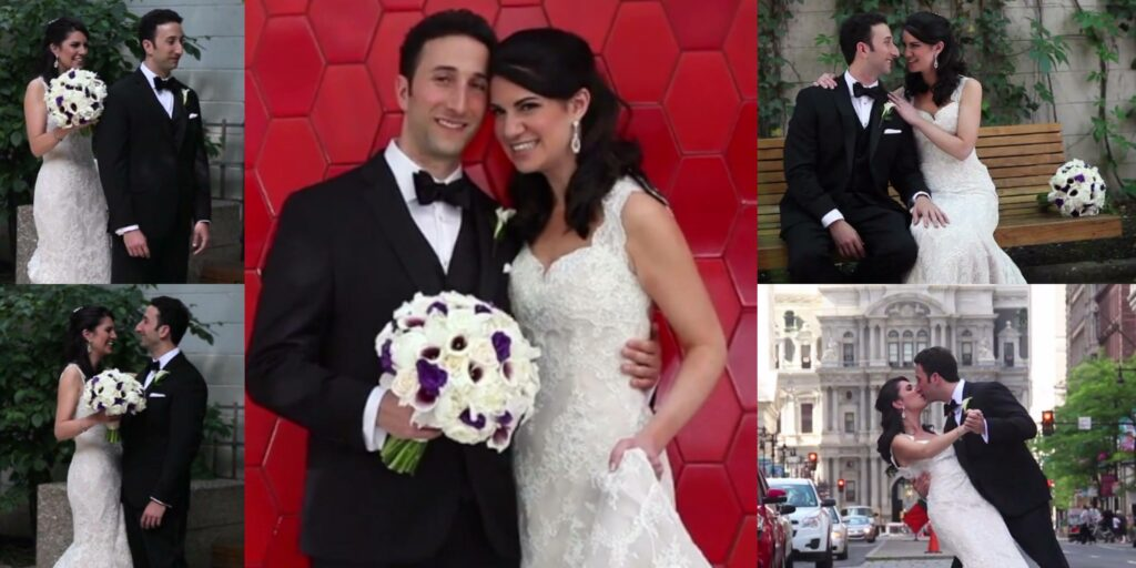 Spring Philadelphia Wedding