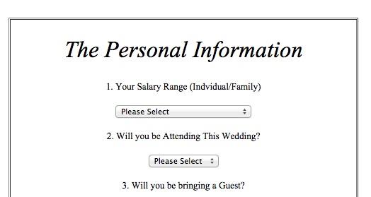 Wedding Gift Amounts: What Is An Appropriate Wedding Gift Amount?
