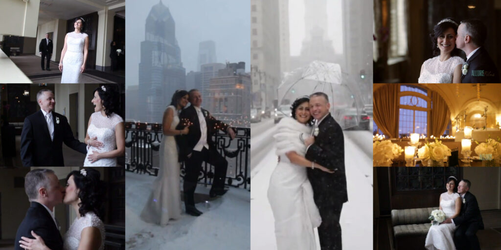 Philadelphia Winter Wedding XIX