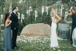First Look Wedding Ideas Allure Films