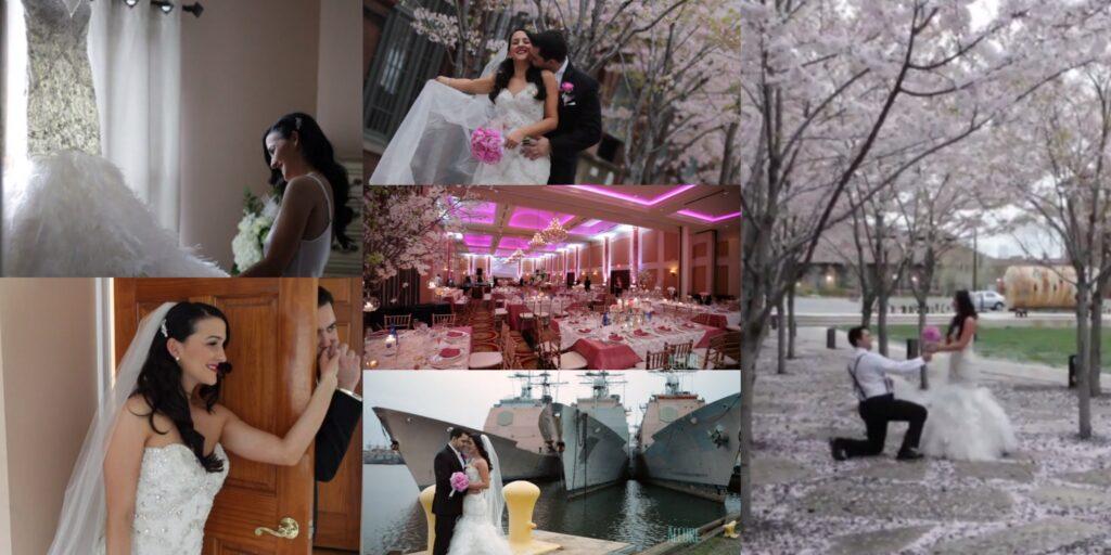 Merion Wedding Videography