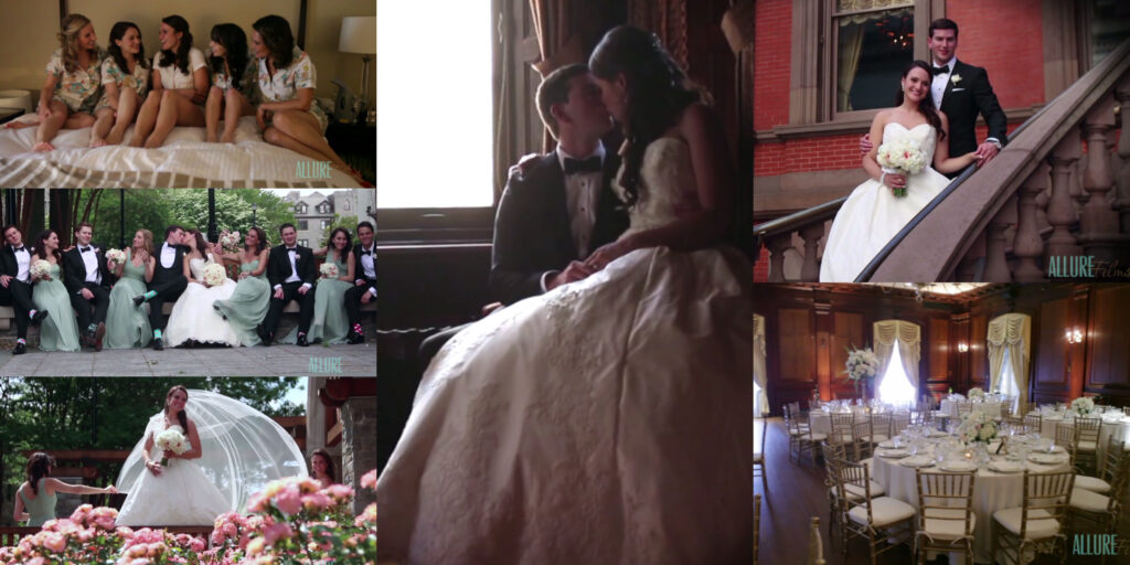 Union League Wedding Videography