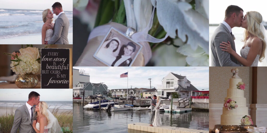 Summer Wedding At The Reeds At Shelter Haven