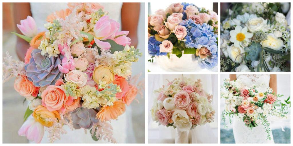 Spring 2016 Wedding Trends - Florals
