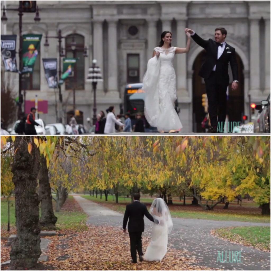 Philadelphia Fall Wedding