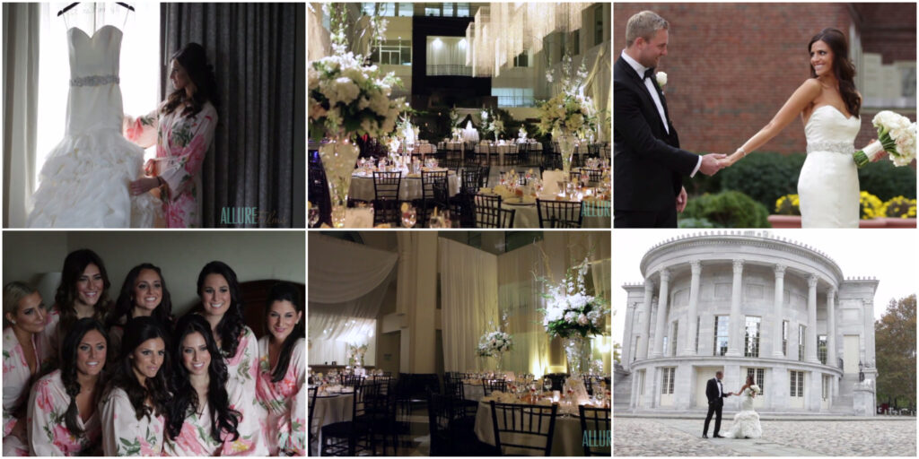 Erica & Steve - Curtis Center Wedding Video