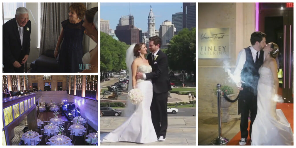 Union Trust wedding - Katie & Ryan