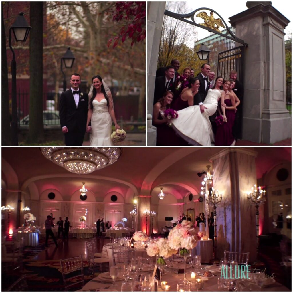 jennifer greg Philadelphia Wedding Video