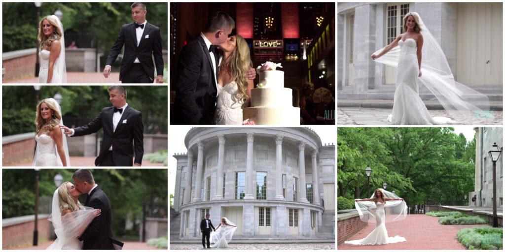 Rachel & Sam's Wedding at Union Trust
