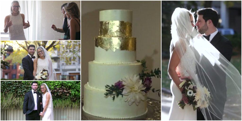 Spring Wedding - Rittenhouse Hotel