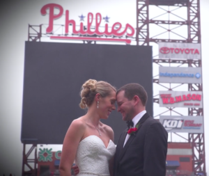 Citizens Bank Park Wedding