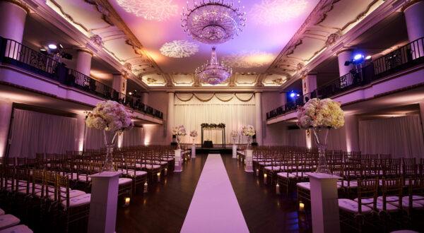 The Bellevue Hotel Wedding