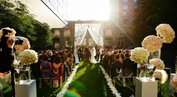 Logan Hotel Wedding