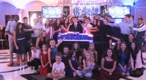 Gabe's Bar Mitzvah Celebration