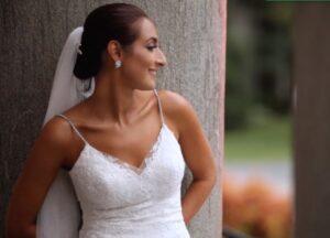 Ellis Preserve Bride Outdoor