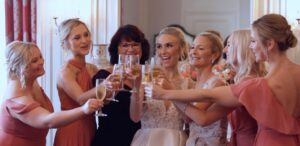 Overbrook Golf Club Bridal Party