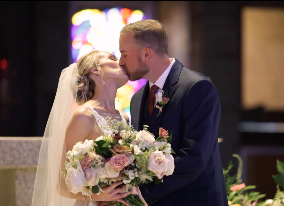 Church Ceremony Wedding Videography