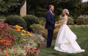 Overbrook Golf Club Wedding Reception