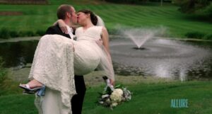 Radnor Valley Country Club Outdoor Wedding Day