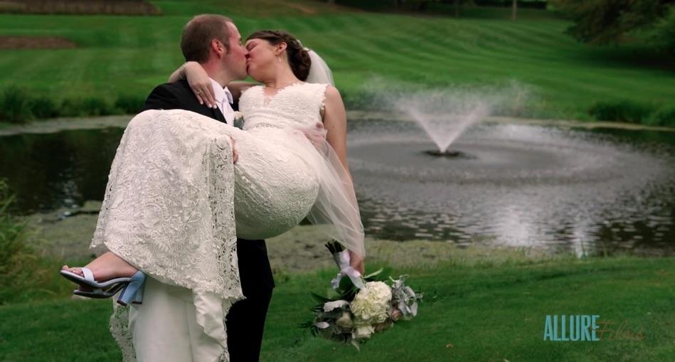 Radnor Valley Country Club Outdoor Wedding Video