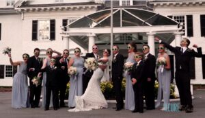 Wedding Celebration at Radnor Valley Country Club