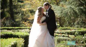 Wedding Ceremony at Appleford Estate