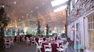 Appleford Estate Terrace Wedding