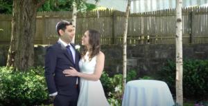 Jon And Alli Backyard Micro Wedding Video