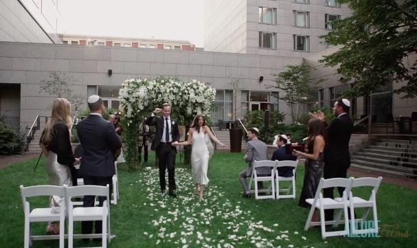 Hotel Wedding Videography at The Logan