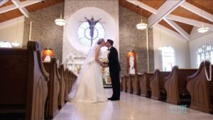 Church Wedding Videography