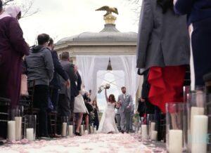 Water Works Gazebo Philadelphia Wedding