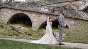 Water Works Philadelphia Wedding Videographer