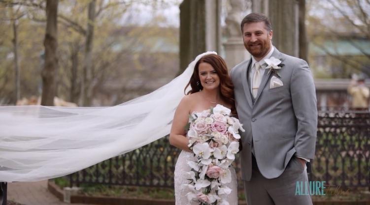 Water Works Philadelphia Wedding